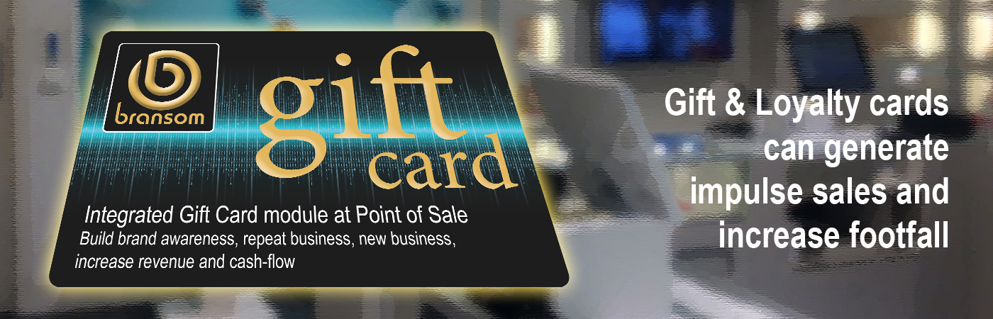 Gift & Loyalty Cards increase footfall</a>